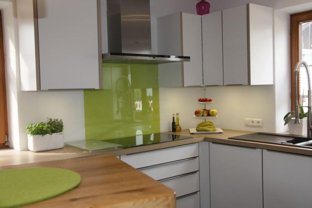 emejing arbeitsplatte küche streichen photos - house design ideas